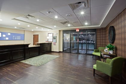 Interior | Holiday Inn Express Hotel & Suites Deming Mimbres Valley