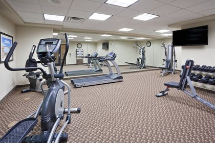 Fitness Facility | Holiday Inn Express Hotel & Suites Deming Mimbres Valley