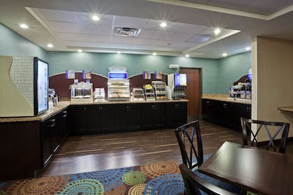 Restaurant | Holiday Inn Express Hotel & Suites Deming Mimbres Valley