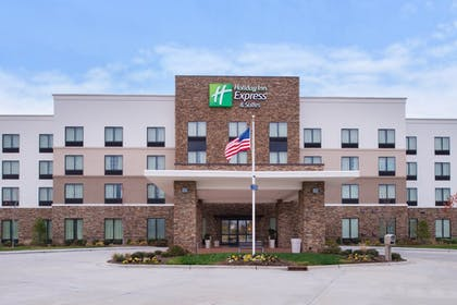 Exterior   Holiday Inn Express Hotel & Suites Monroe