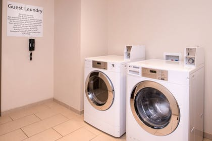 Laundry   Holiday Inn Express Hotel & Suites Monroe