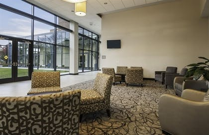Interior Entrance | Kent State University Hotel and Conference Center