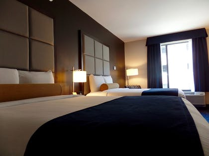 Guestroom | Kent State University Hotel and Conference Center