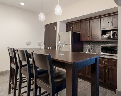 In-Room Kitchenette | Kent State University Hotel and Conference Center