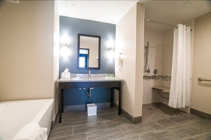 Bathroom | Kent State University Hotel and Conference Center