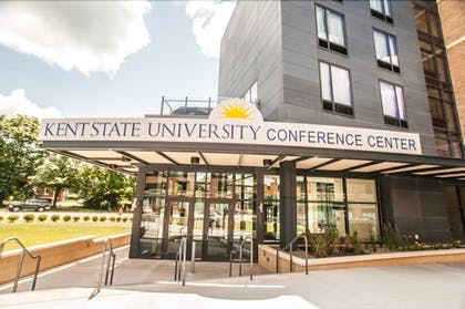 Hotel Front | Kent State University Hotel and Conference Center