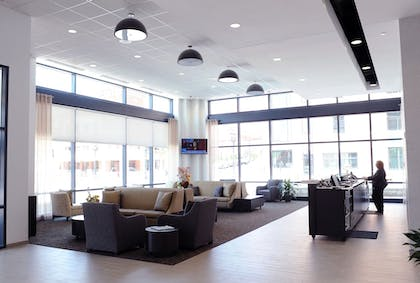 Lobby | Kent State University Hotel and Conference Center