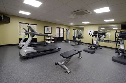 Fitness Facility | Holiday Inn Express Hotel & Suites Clearfield