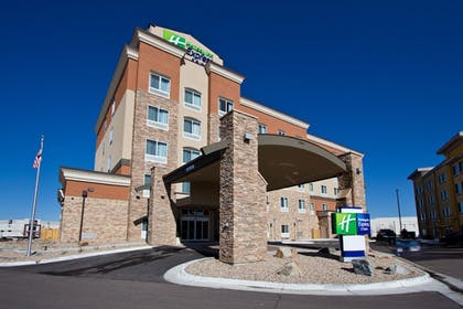 Exterior | Holiday Inn Express Hotel & Suites Denver East-Peoria Street