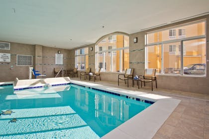 Pool | Holiday Inn Express Hotel & Suites Denver East-Peoria Street