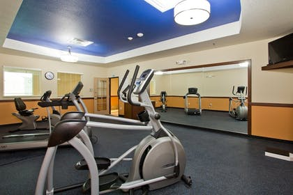 Fitness Facility | Holiday Inn Express Hotel & Suites Denver East-Peoria Street