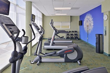 Sports Facility | SpringHill Suites by Marriott Voorhees Mt. Laurel/Cherry Hil