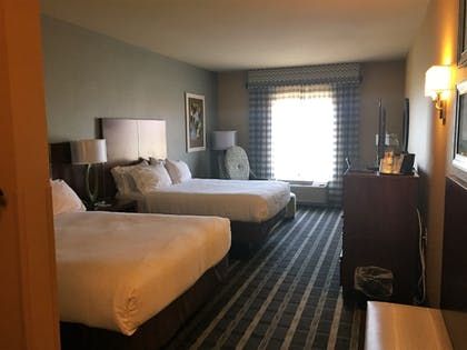 Guestroom | Holiday Inn Express Perry-National Fairground Area