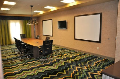 Meeting Facility | Holiday Inn Express Perry-National Fairground Area