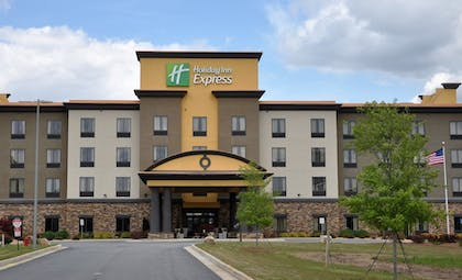 Featured Image | Holiday Inn Express Perry-National Fairground Area