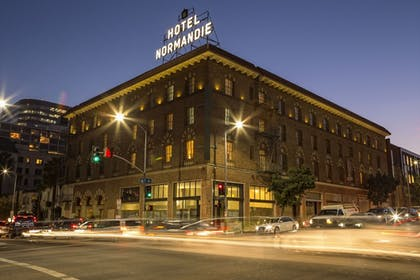 Featured Image |  Hotel Normandie LA