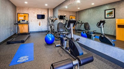 Fitness Facility | Best Western Plus Magee Inn And Suites