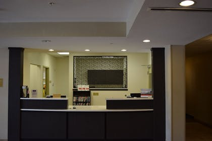 Lobby   Candlewood Suites Monahans