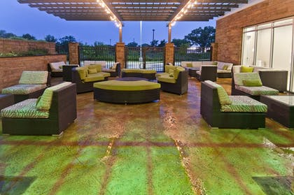 Terrace/Patio | Holiday Inn Austin Airport