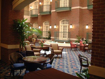 Lobby Sitting Area | Hotel at Old Town