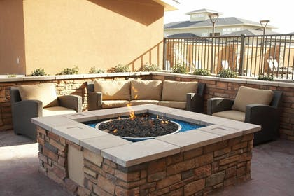 Terrace/Patio | TownePlace Suites by Marriott Hobbs