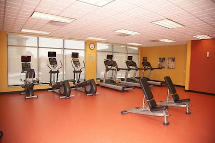 Sports Facility | TownePlace Suites by Marriott Hobbs