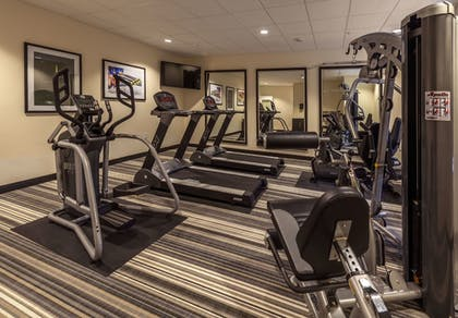 Fitness Facility | Candlewood Suites Winnemucca