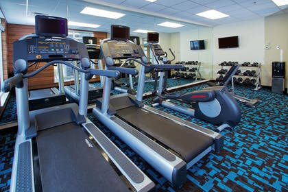 Sports Facility | Fairfield Inn & Suites Wentzville