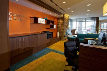 Business Center | Fairfield Inn & Suites Wentzville