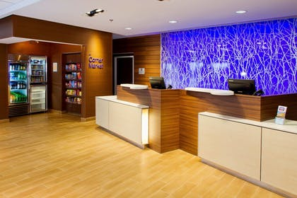 Lobby | Fairfield Inn & Suites Wentzville