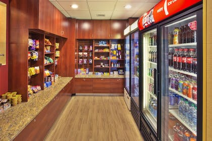 Snack Bar | Holiday Inn Express Hotel & Suites Frankenmuth