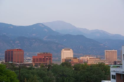 Point of Interest | Holiday Inn Express Hotel & Suites Colorado Springs Central