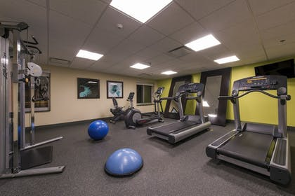 Fitness Facility | Holiday Inn Express Hotel & Suites Colorado Springs Central