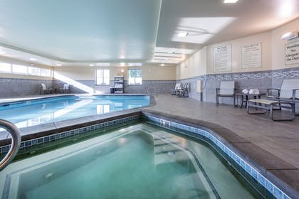 Pool | Holiday Inn Express Hotel & Suites Colorado Springs Central