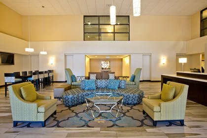 Lobby | Holiday Inn Express Hotel & Suites Colorado Springs Central