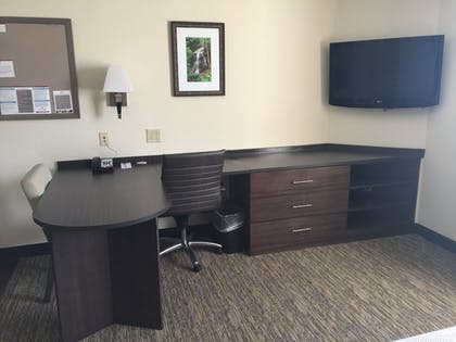 In-Room Amenity | Candlewood Suites Woodward