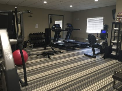 Fitness Facility | Candlewood Suites Woodward