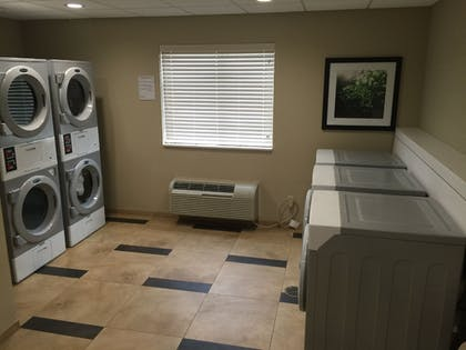 Laundry Room | Candlewood Suites Woodward