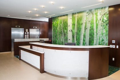 Lobby | SpringHill Suites by Marriott Bloomington