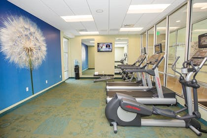 Sports Facility | SpringHill Suites by Marriott Bloomington