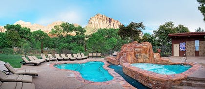 Featured Image | Cliffrose Lodge & Gardens at Zion Natl Park
