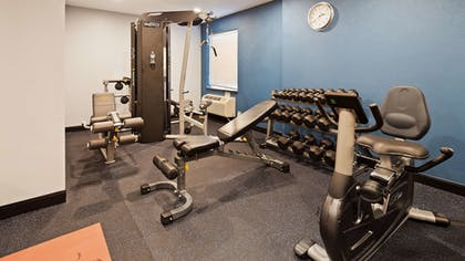 Fitness Facility | Best Western on the Avenue