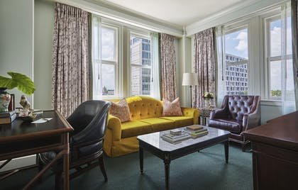 | Suite (Polyhymnia) | The Pontchartrain Hotel