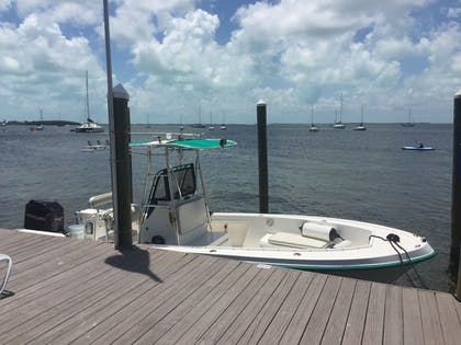 Boating | The Pelican Key Largo Cottages