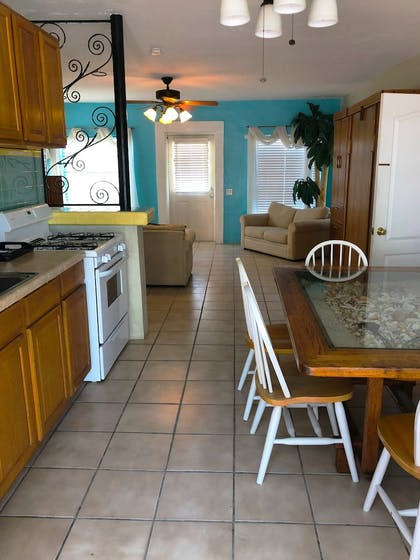 In-Room Kitchenette | The Pelican Key Largo Cottages