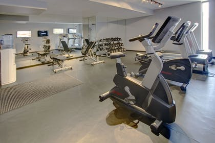 Gym |  | The Parc Hotel
