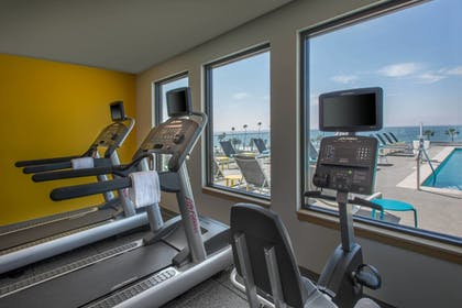 Sports Facility | SpringHill Suites by Marriott San Diego Oceanside/Downtown