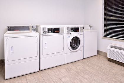 Laundry Room | Holiday Inn Express Hotel & Suites Emporia Northwest