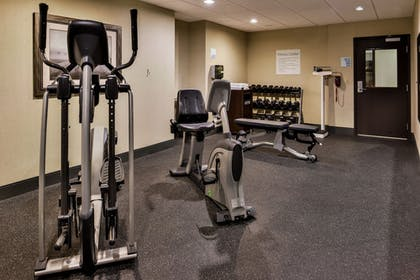 Fitness Facility | Holiday Inn Express Hotel & Suites Emporia Northwest