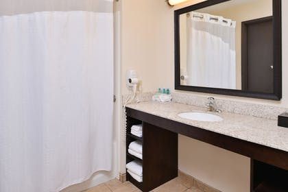 In-Room Amenity | Holiday Inn Express Hotel & Suites Emporia Northwest